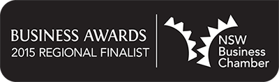 Business awards Regional Finalist