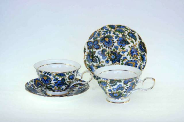 Breakfast TeaCup and Saucer