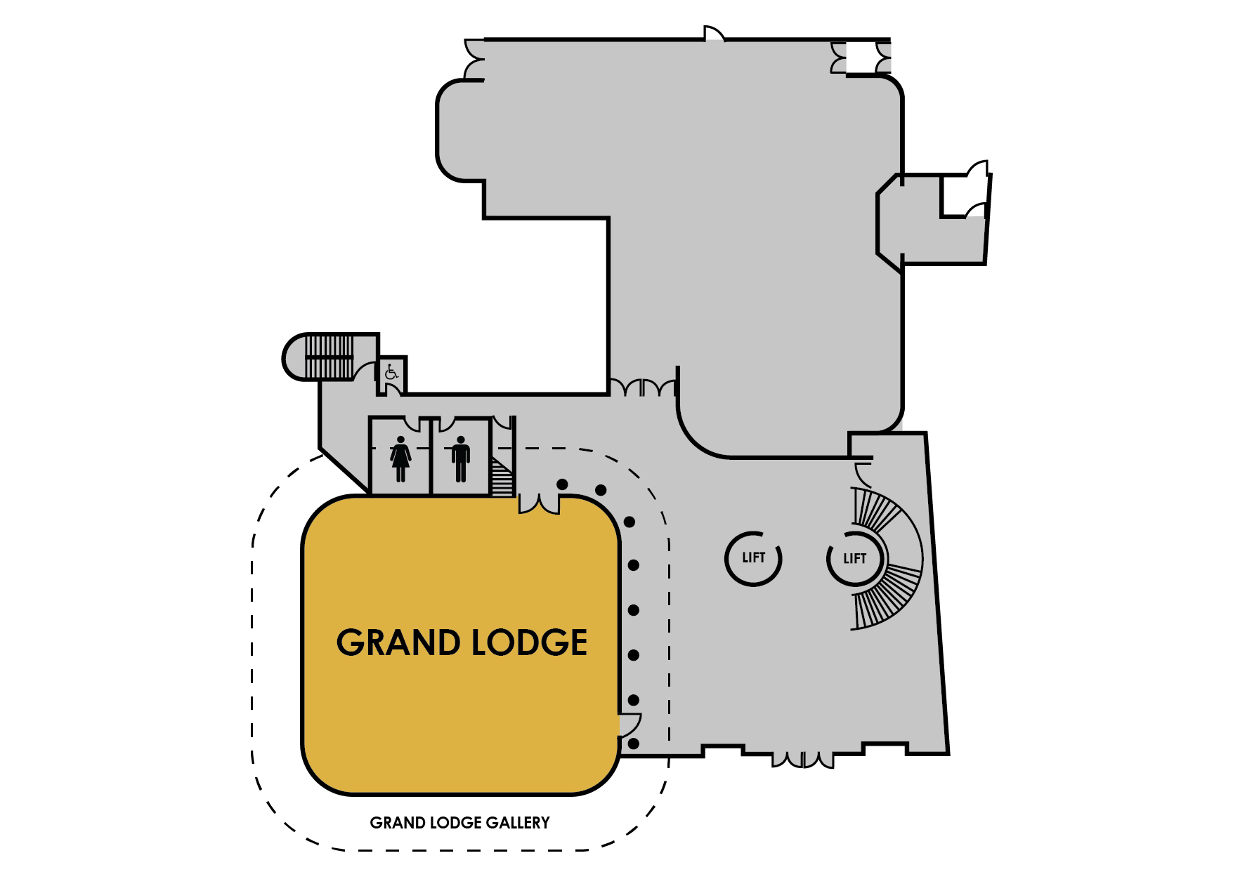 GrandLode map